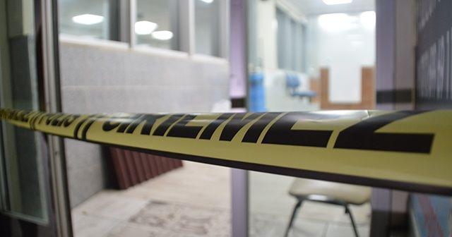 Erkek doktor, tartıştığı kadın doktoru silahla vurarak yaraladı