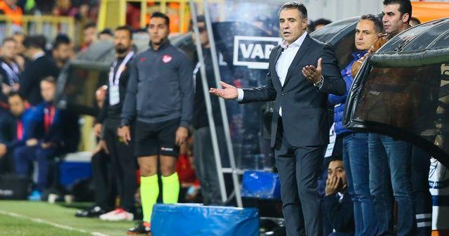 Ersun Yanal'dan tepki: O zaman maçı tekrar oynatacaksınız