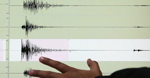 Erzincan'da 3,1 büyüklüğünde deprem