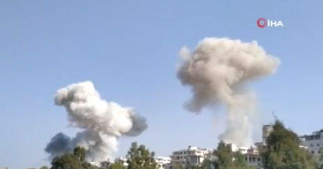 Esad rejiminden İdlib'e hava saldırdısı: 3 ölü