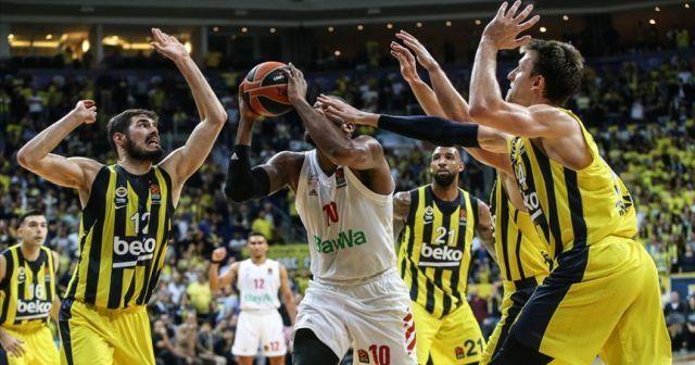 Fenerbahçe Beko sahasında Bayern Münih'i yendi
