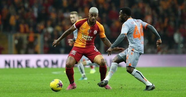 Galatasaray evinde Medipol Başakşehir'e mağlup oldu