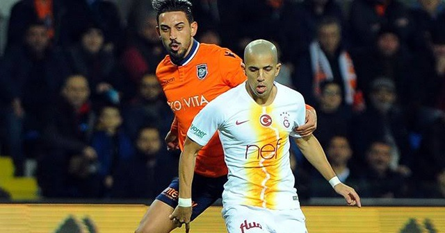 Galatasaray ile Medipol Başakşehir 23. randevuda