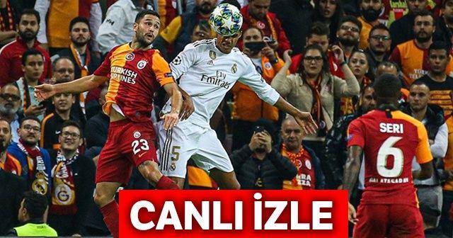 Real Madrid Galatasaray MAÇI CANLI ŞİFRESİZ İZLE! Real Madrid GS Maçı KAÇ KAÇ? ŞİFRESİZ VEREN KANALLAR