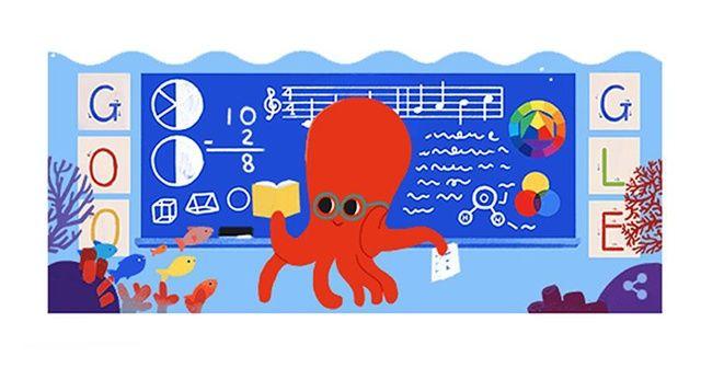Google, 24 Kasım Öğretmenler Günü'nü kutladı