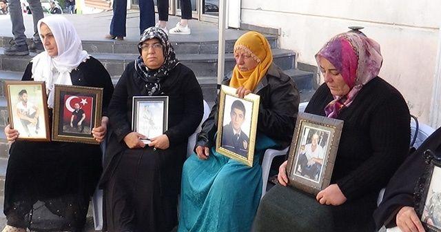 HDP önündeki ailelerin evlat nöbeti 68'nci günde