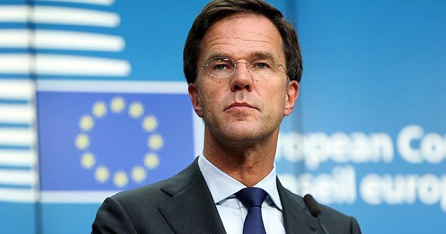 Hollanda Başbakanı Mark Rutte'den 'Türkiye' açıklaması!