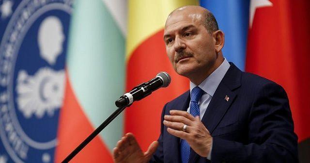 İçişleri Bakanı Soylu:Burası 'Burası DEAŞ'ın oteli değil, terörist oteli değil'