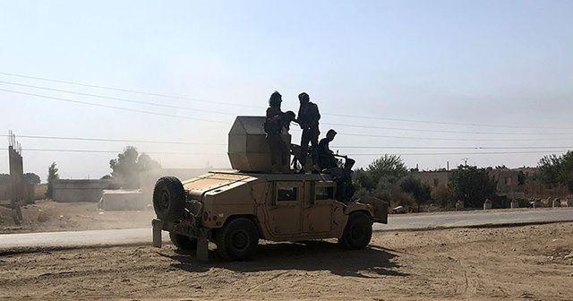 İdlib'de askeri muhaliflerden Esad rejimine operasyon