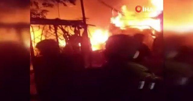 İdlib'de kampa düzenlenen saldırıda ölü sayısı 16'ye çıktı