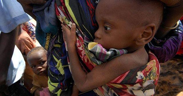 İngiliz yardım kuruluşu Oxfam: 52 milyon Afrikalı açlıkla yüz yüze