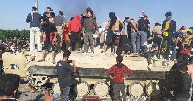 """Irak Başbakanı Abdülmehdi: """"Sosyal medya şiddet ve nefret için kullanılıyor"""""""