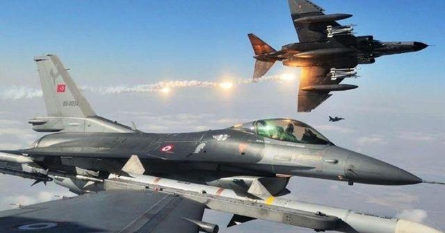 Irak'ın kuzeyine hava harekatı! 6 PKK'lı terörist etkisiz hale getirildi