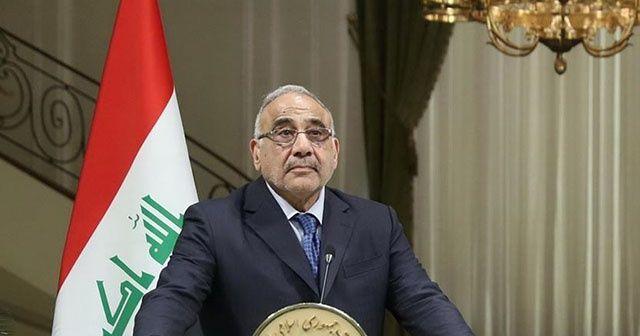 Irak'ta Başbakan Abdulmehdi istifasını Meclis'e sundu