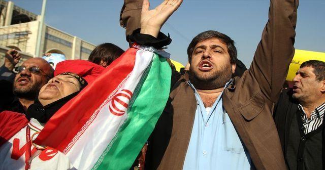İran'da benzin zammı protestolarında bir kişi hayatını kaybetti