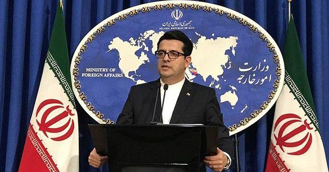 İran'dan ABD'nin Körfez'deki deniz koalisyonuna eleştiri