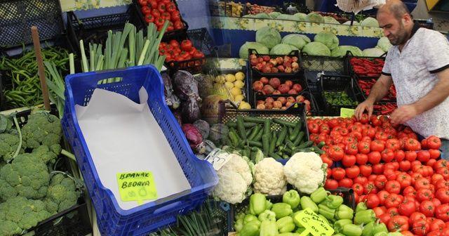 İstanbul'da pazara ıspanak gelmiyor