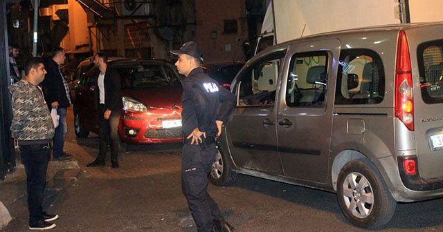 İstanbul'da silahlı yol verme kavgası