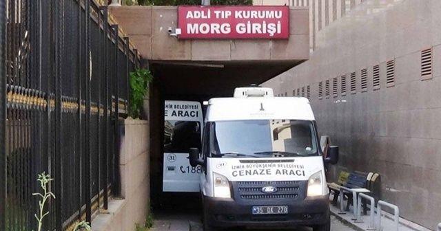 İzmir'de vahşet! Elleri ve ayakları bağlı halde bulundu