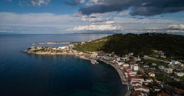 İzmir Karaburun'da sit alanına yapılan inşaat yarın yıkılacak