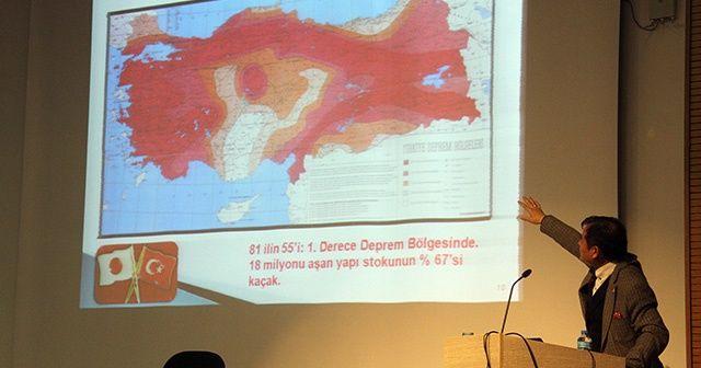 Japon deprem uzmanından korkutan 'Türkiye' açıklaması!