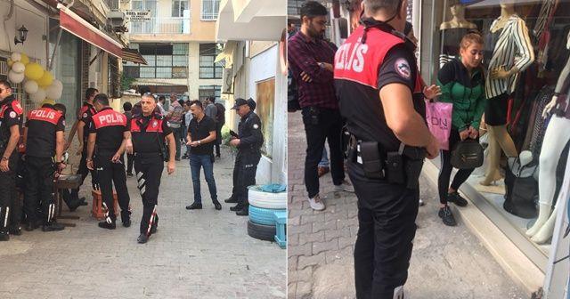 Kadınların silahlı kavgasında 1 gözaltı