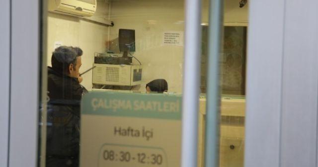 Kahramanmaraş'ta siyanürlü mektup alarmı