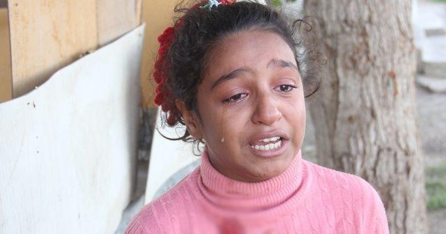 """Kardeşi kazada ölen abla ağlayarak haykırdı: """"Annesizlik böyle bir şey"""""""