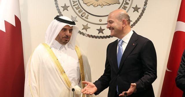 Katar'la anlaşma sağlandı! İmzalar atıldı