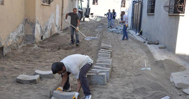 Kayyum ile Cizre'de hizmetler artamaya başladı