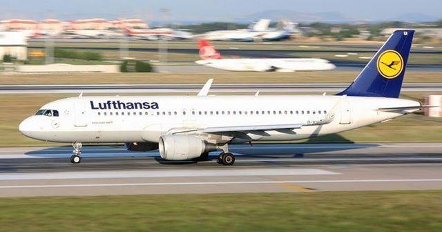Lufthansa'da 2 günlük grev kararı