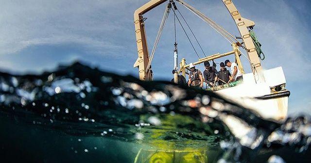 Marmara Denizi'nde deprem araştırması