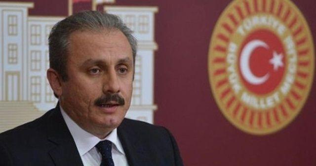 Meclis Başkanı Şentop bugün Kılıçdaroğlu ile görüşecek