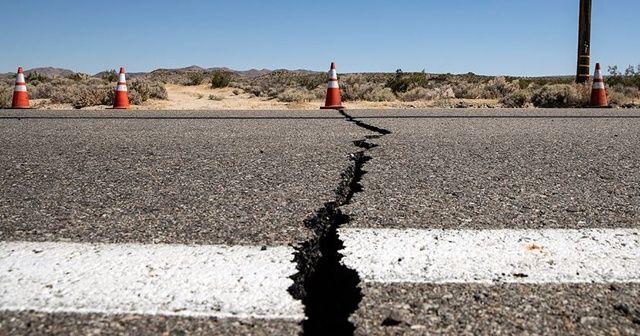 Meksika'da şiddetli deprem
