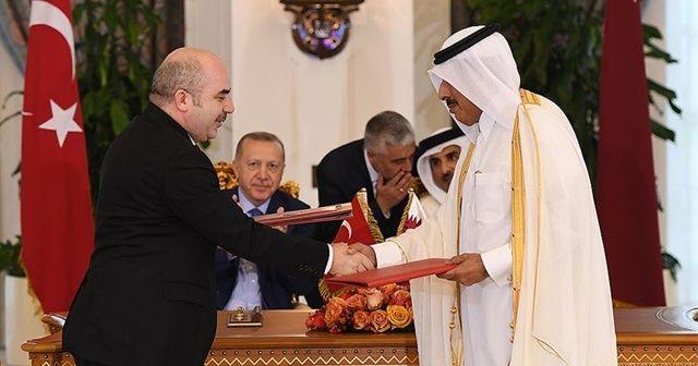 Merkez Bankası ile Katar Merkez Bankası arasındaki swap tutarı yükseltildi