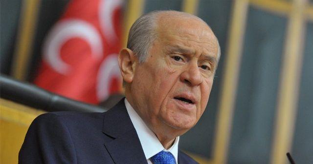 MHP Genel Başkanı Bahçeli: 'Yaşananlar bana göre kumpastan ziyade projedir'