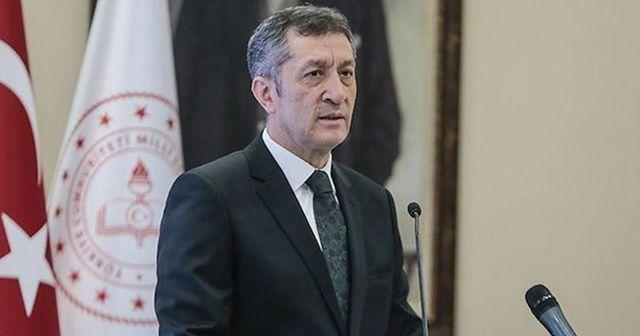 Milli Eğitim Bakanı: Hiçbir çocuğumuzun ayrımcılığa maruz kalmasına müsaade etmeyiz