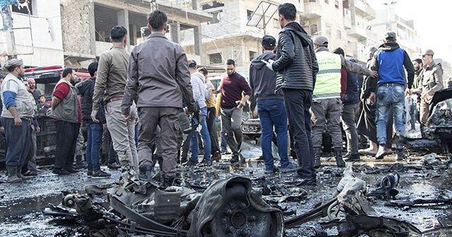 MSB: El Bab'da bombalı araçla 18 sivili katleden PKK/YPG'li terörist, MİT'in operasyonu ile yakalandı