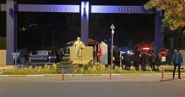 MSB: Şanlıurfa 20'nci Zırhlı Tugay Komutanlığı'ndaki patlama dış etkiden kaynaklanmadı