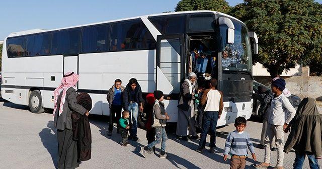 MSB: Suriyeli kardeşlerimiz Barış Pınarı Harekât bölgesindeki topraklarına dönmeye başladı