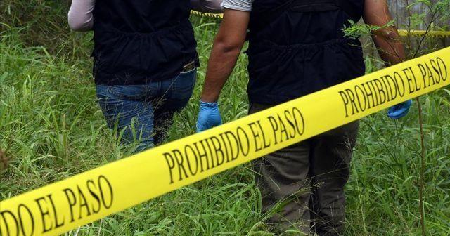 Poşetlerde 12 kişiye ait ceset parçaları bulundu