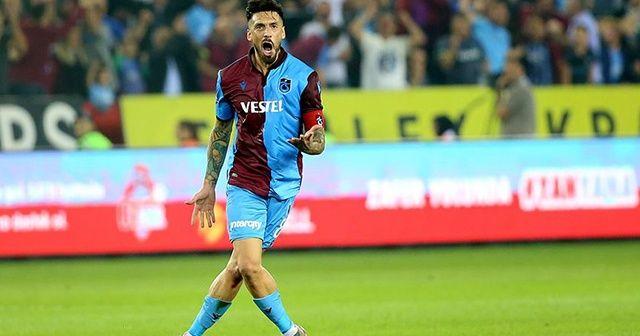 Trabzonspor'dan, Jose Sosa açıklaması!