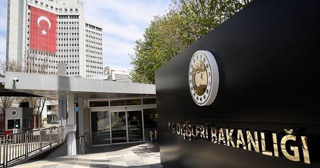 Türkiye, Suriye Ermeni cemaatine mensup din görevlisinin öldürülmesini telin etti