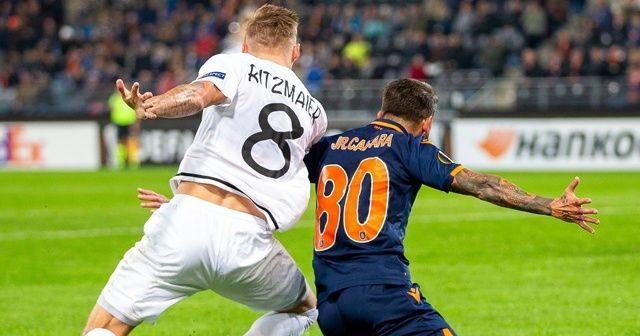 UEFA Avrupa Ligi: Wolfsberger: 0 - Medipol Başakşehir: 3