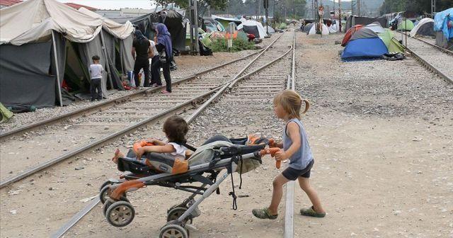 Yunanistan'da refakatsiz çocuk sığınmacı sayısı 5 bine ulaştı