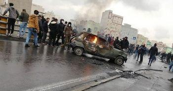 ABD'den İranlı göstericilere destek mesajı