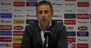 Abdullah Avcı: 'Çok değerli bir galibiyet oldu'