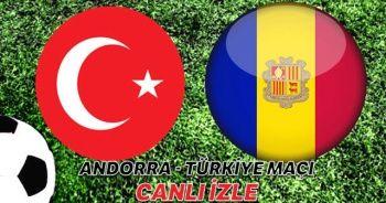 ANDORRA - TÜRKİYE MAÇI ŞİFRESİZ CANLI İZLE | Andorra - Türkiye maçı TRT 1 Canlı Şifresiz İZLE, SAAT KAÇTA?