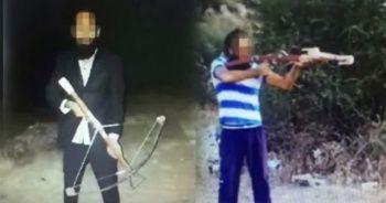 Ankara'da eylem hazırlığındaki 9 DEAŞ'lı terörist yakalandı
