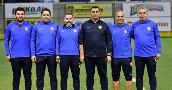 Ankaragücü, Mustafa Kaplan yönetiminde ilk antrenmanını yaptı